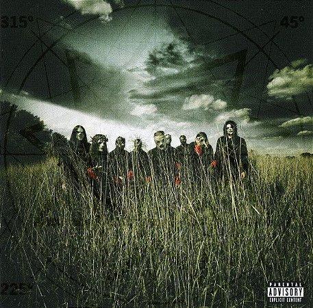 CD - Slipknot – All Hope Is Gone - Novo (Lacrado)