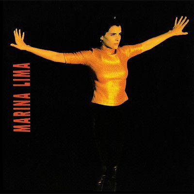 LP - Marina Lima (Grávida) (1991)