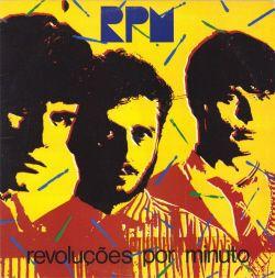 LP - RPM- Revoluções Por Minuto