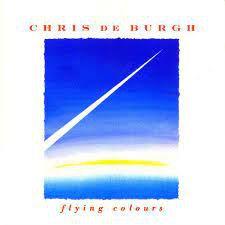 LP - Chris de Burgh – Flying Colours