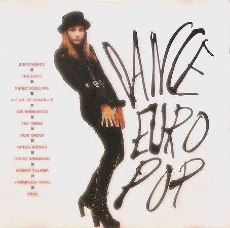 LP - Dance Europop (Vários Artistas)