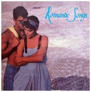 LP - ROMANTIC SONGS (Vários Artistas)