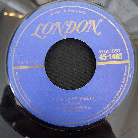 "COMPACTO - Mantovani - Tell Me You Love Me / Le Chaland Qui Passe (Importado US) (7"")"