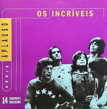 CD - Os Incríveis (Coleção Série Aplauso)