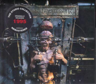 CD - Iron Maiden – The X Factor (Novo - Lacrado)