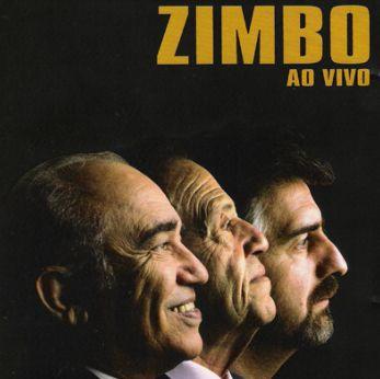 CD - Zimbo Trio – Zimbo Ao Vivo (Novo - Lacrado)