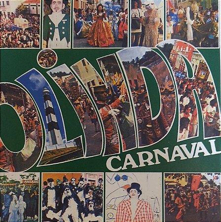CD - Olinda Carnaval