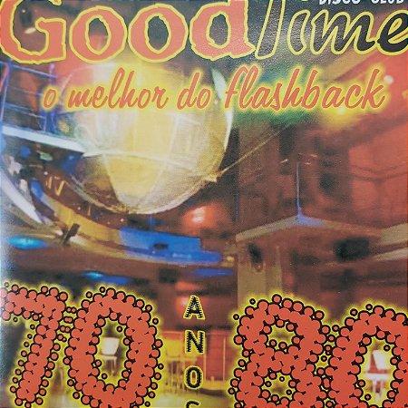 CD - Disco Club - GoodTimes - O Melhor do Flashback - Anos 70 / 80 (Vários Artistas)