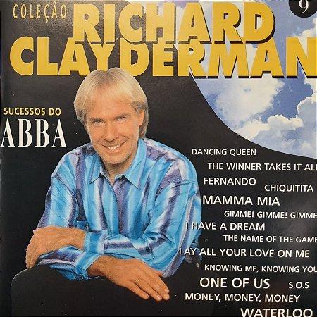 CD - Richard Clayderman - Sucessos de Abba