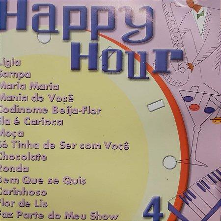 CD - Happy Hour - Volume 4 (Vários Artistas)