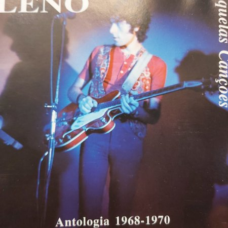 CD - Leno - Aquelas Canções - Antologia 1968-1970