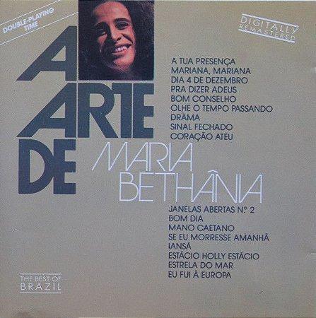 CD - Maria Bethânia (Coleção A Arte De)
