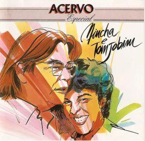 CD - Miucha E Tom Jobim (Coleção Acervo)