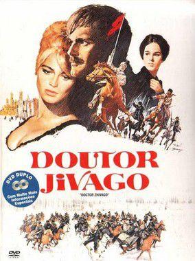 DVD - Doutor Jivago ( Doctor Zhivago ) - Dvd Duplo