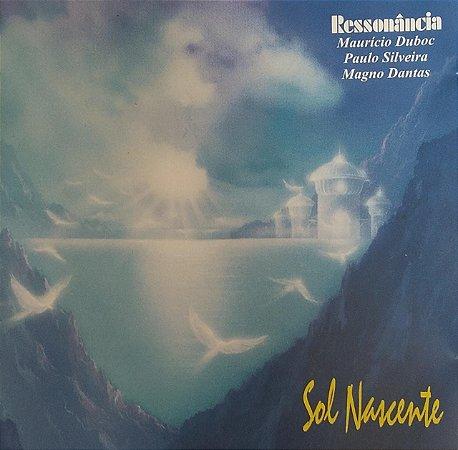 CD - Sol Nascente - Maurício Duboc / Paulo Silveira / Magno Dantas