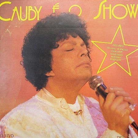 LP - Cauby Peixoto – Cauby é O Show