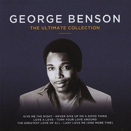CD - George Benson – The Ultimate Collection (Novo - Lacrado)