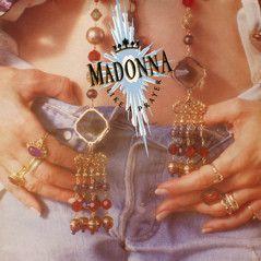 LP - Madonna – Like A Prayer