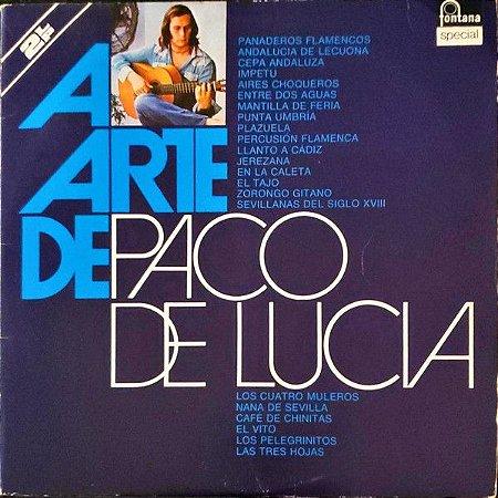 LP - Paco De Lucía (Coleção A Arte De)