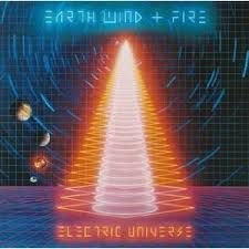 CD - Earth, Wind & Fire - Eletric UIniverse - IMP