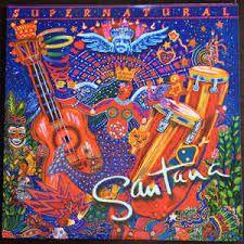 CD - Santana - Supernatural