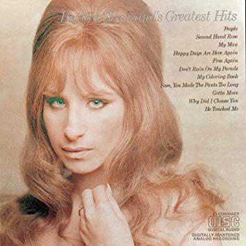 CD - Barbra Streisand -  Greatest Hits - IMP