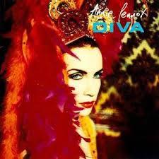 CD - Annie Lennox - Diva - IMP