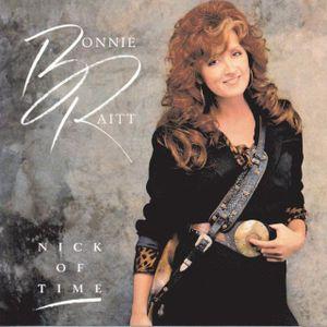 CD - Bonnie Raitt - Nick of Time