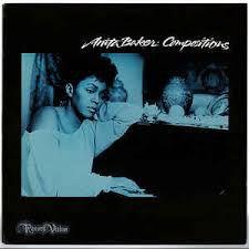 CD - Anita Baker - Compositions - IMP