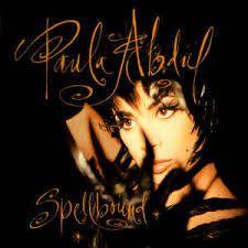 CD - Paula Abdul - Spellbound - IMP
