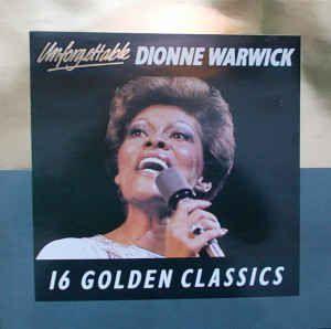 CD - Dionne Warwick - 16 Golden Classics - IMP
