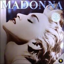 CD - Madonna - True Blue (IMP)