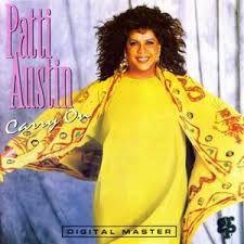 CD - Patti Austin - Carry On - IMP