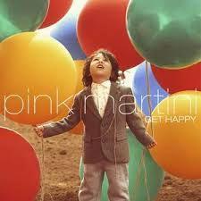 CD - Pink Martini - Get Happy  (Digipack)