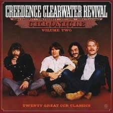 CD - Creedence Clearwater Revival - Chronicle Vol. 2 - IMP.
