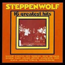 CD - Steppenwolf - 16 Greatest Hits - IMP
