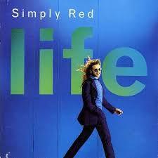 CD - Simply Red - Life - IMP