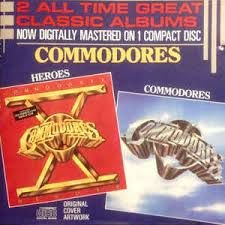 Commodores - Heroes -   Commodores
