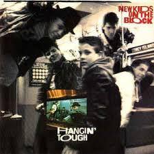CD - New Kids On The Block - Hangin' Tough - IMP
