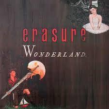 CD - Erasure - Wonderland - IMP