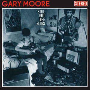 CD - Gary Moore - Still Got The Blues
