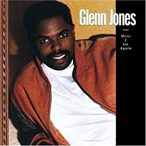 CD - Glenn Jones - Here I Go Again - IMP