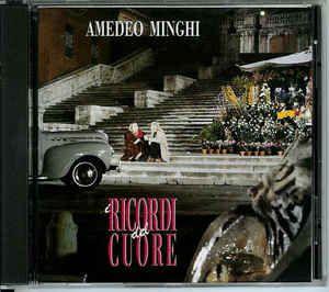 CD - Amedeo Minghi - I Ricordi Del Cuore