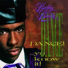 CD - Bobby Brown - Dance!... Ya Kow It! - IMP