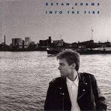 CD - Bryan Adams - Into The Fire - IMP