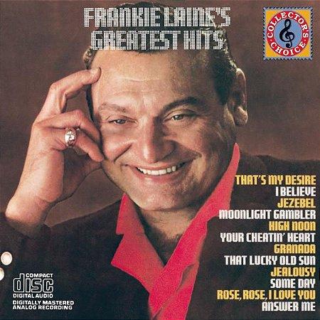 CD -  Frankie Laine - Greatest Hits - IMP