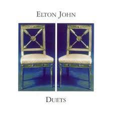 CD - Elton John - Duets