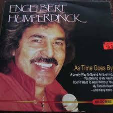 CD - Engelbert Humperdinck - As time goes by - IMP