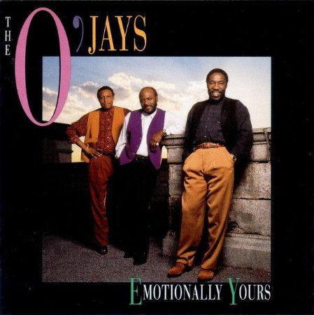 CD - The O'Jays - Emotionally Yours - IMP