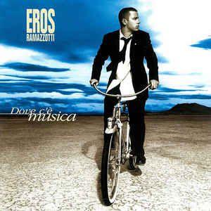 CD - Eros Ramazzotti - Dove C'è Musica - IMP